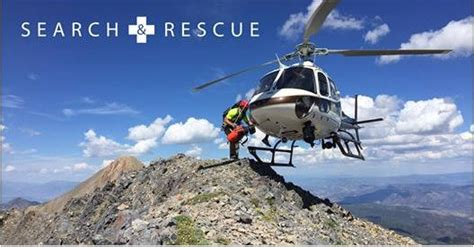 rescue utah utah search and rescue documentary the trek planner