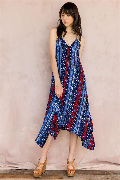Mba Santa Clara Gown by Santa Clara Printed Maxi Dress S