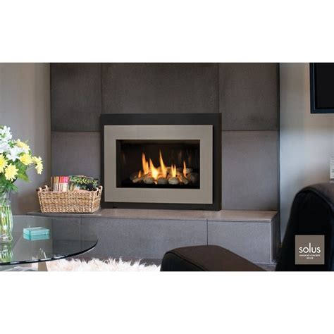 fireplace inserts gas contemporary