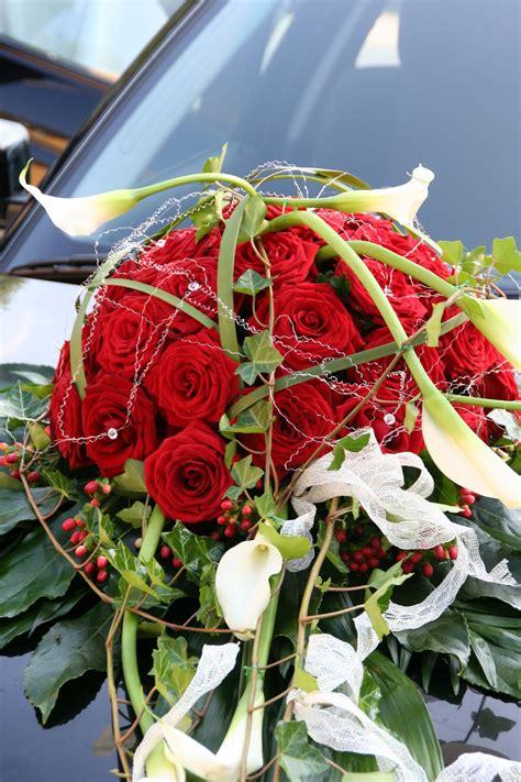 Hochzeitseinladung Auto by Brautauto Mit Deko Bildergalerie Hochzeitsportal24