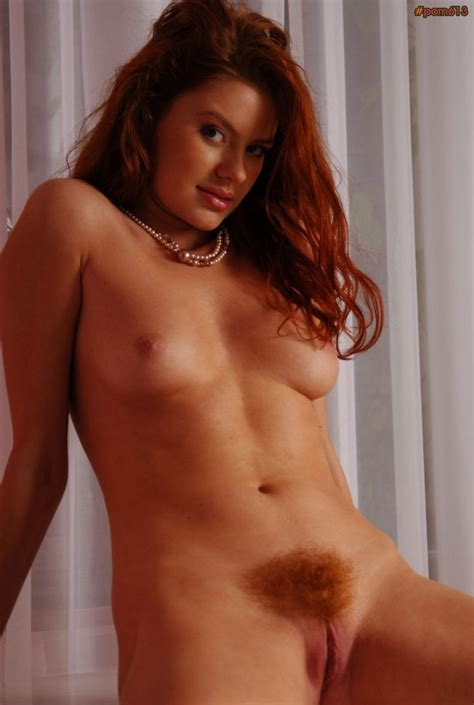 Partially Shaved Pussy