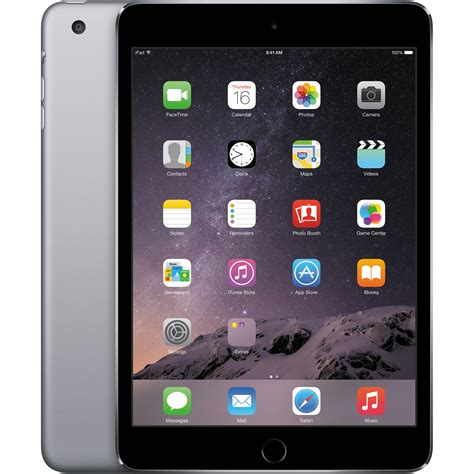 Mini 2 64gb Bekas apple 64gb mini 3 wi fi only space gray mggq2ll a b h