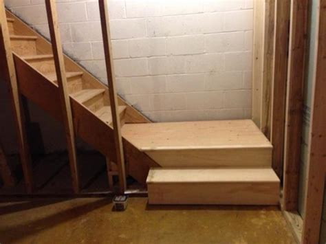 How To Build Interior Stairs With A Landing by Pin Steps Stairs Landings 7 Curved With Bluestone Treads