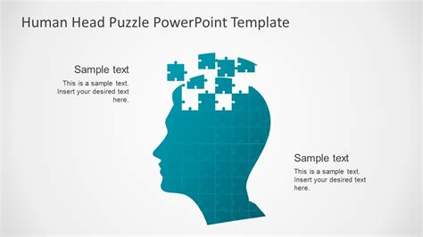 human powerpoint template human puzzle powerpoint slidemodel