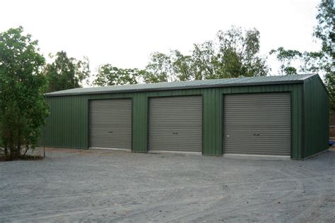 Garden Shed Roller Door by Galley Of Shed Barn Garage And Kit Home Images