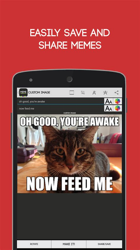 Online Meme Maker - meme generator free android apps on google play