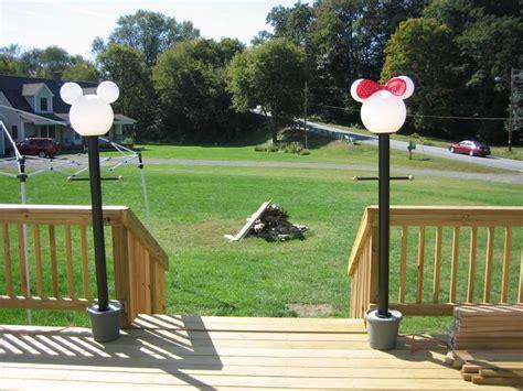 mickey mouse light post mickey light post disney