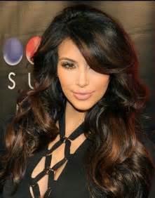 best hair color for black hair 7 best highlighting hair colors for black hair