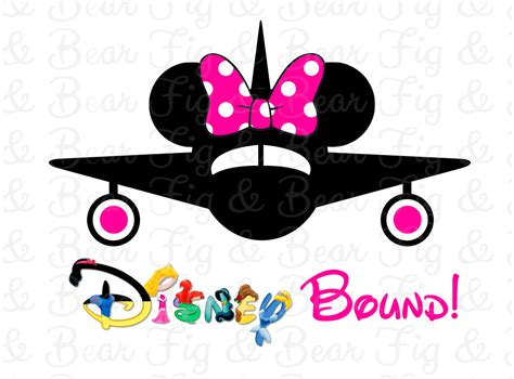 Plain Mickey airplane clipart mickey pencil and in color airplane