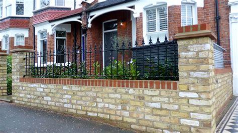 Pin By Anna Prihodko On Fence Pinterest Bricks Walls Front Garden Walls