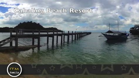 cabaling resort guimaras map cabaling resort guimaras island philippines