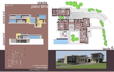casa piano terra pianta piano terra casa studio arch paolo schicchi