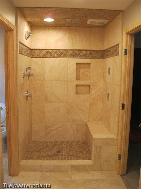 Bathroom Remodel Ideas Walk In Shower Walk In Tiled Shower Baths