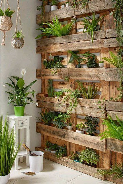 diy upcycled wood pallet vertical gardens   green