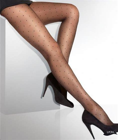 are patterned tights in style sexy ladies fashion design polka dot pattern tights by
