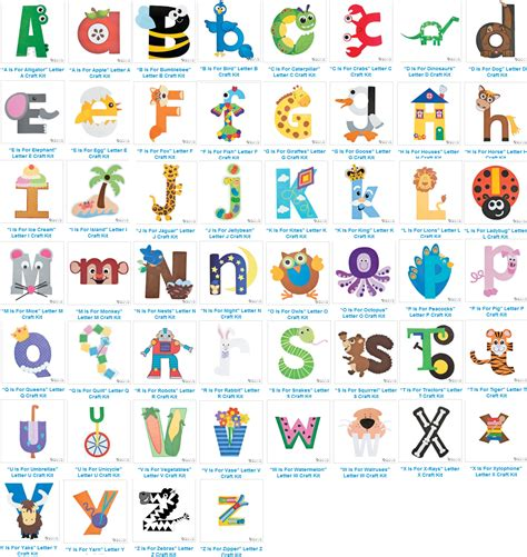 Papercraft Alphabet - this one is from trading way alphabet