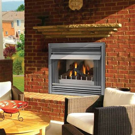 Napoleon Outdoor Fireplaces by Napoleon Gss36n Outdoor Gas Fireplace Stainles Steel