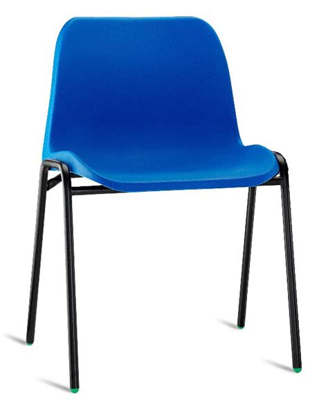Plastic Stacking Chairs by Affinity Plastic Stacking Chair