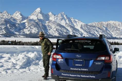 Park Subaru Our National Parks Your Summer Road Trip Can Help