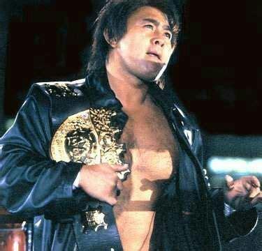 wrestler of the week: keiji mutoh/the great muta