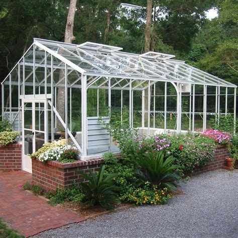 Green House Kits by Traditional Glass Greenhouse Hobby Greenhouse Kits By