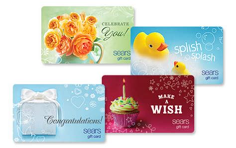 Sears Buy Gift Card With Gift Card - how to earn points and what to buy with sears gift cards