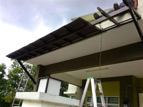 awning height awning pagola dan grill tiara h memasang set poly di