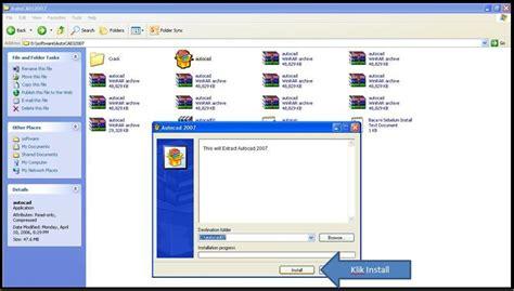tutorial cara menggunakan autocad 2007 fanatic tutorial cara cara install autocad 2007