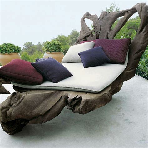 driftwood outdoor furniture ideas to use driftwood in home decor digsdigs