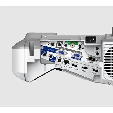 Epson Eb 685wi epson eb 685wi wxga projektor interaktiv