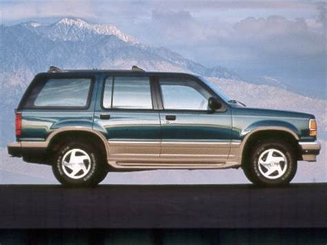 1993 ford explorer | pricing, ratings & reviews | kelley