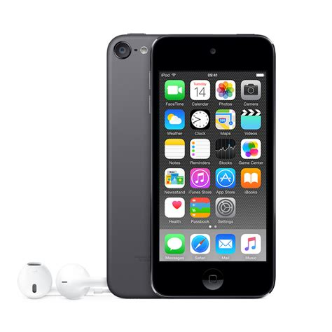 Ipod Touch 7th 32gb ipod touch 32gb space grey 6th generation mp3 mp4