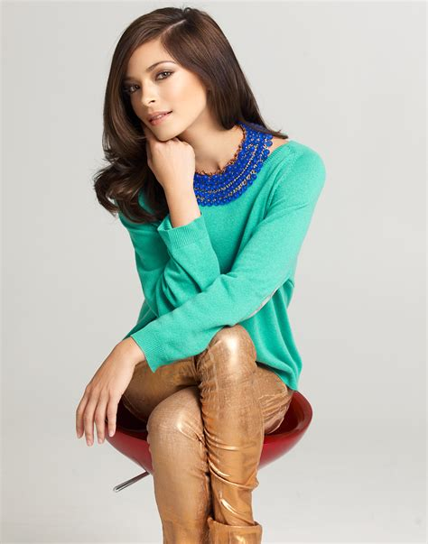 Kristin Kreuk In Cosmo Not A Photoshoot by Kristin Kreuk And Photos Magazine By