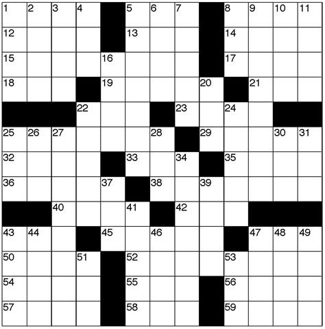 usa today crossword june 24 irish examiner usa crossword