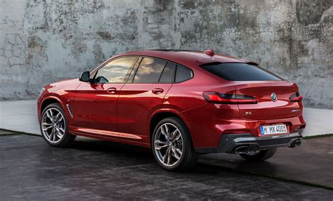 2019 Bmw X4 2019 bmw x4 unveiled with new looks more premiumness
