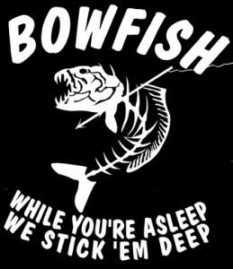 boat decals pensacola bowfishing decals flounder gigging decal pensacola