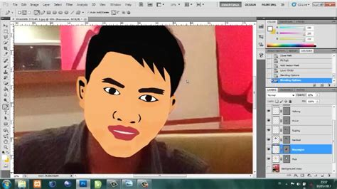 tutorial membuat vector wajah dengan coreldraw tutorial membuat vector wajah dengan photoshop cs5 youtube