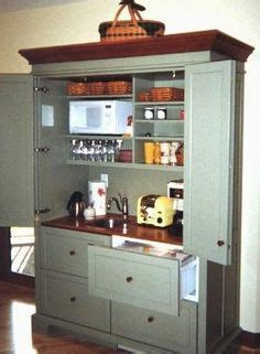 small kitchen armoire armoire pantry on pinterest armoires cabinets and kitchens