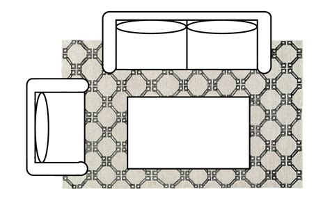 standard rug size for living room gorgeous area rug sizes