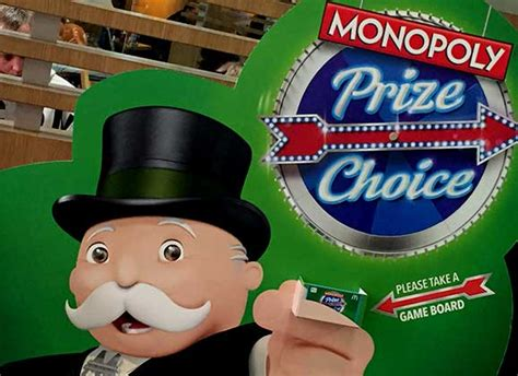 Mcdonalds Instant Win Prizes - mcdonald s monopoly prize choice superlucky