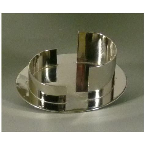 Kerzenhalter Oval by Kerzen Junglas Kerzenhalter Kerzenteller Gold