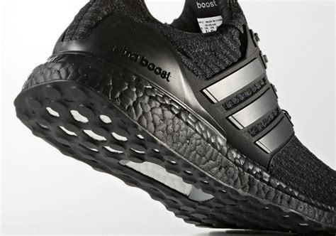 Sepatu Sneakers Adidas Ultra Boost 3 0 Black Gradepremium 40 44 adidas ultra boost 3 0 black sneakernews