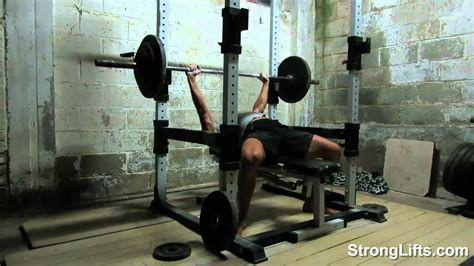 bench press fail bench press fail or why you need a power rack youtube