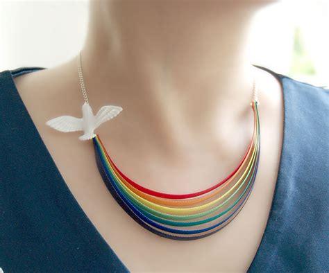 Kalung Rainbow Necklace 20 creative gift ideas for bird bored panda
