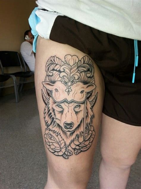 wolf in sheeps clothing tattoo wolf wolf in sheeps clothing wolf