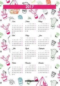 Calendario Turco Calendario 2017 Gratis Con Planner En Pdf Imprimible E