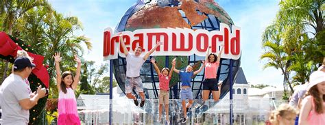 theme park tickets racv gold coast holiday deals stay play save dreamworld