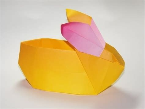 Origami Jumping Rabbit - origami jumping rabbit 折り紙 ぴょんぴょん跳ねるうさぎ 折り方 doovi