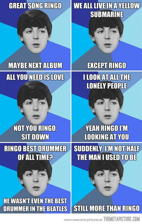 Beatles Memes - 19 things only beatles fans will find funny