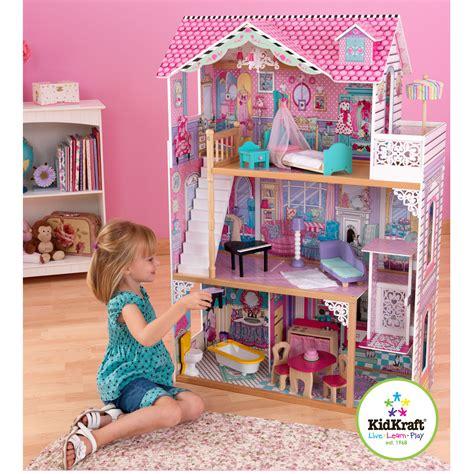kidcraft doll houses kidkraft puppenhaus annabelle 65079 pirum
